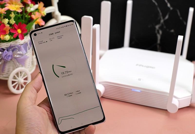 高性价比的8天线wifi6路由器,锐捷星耀X32体验