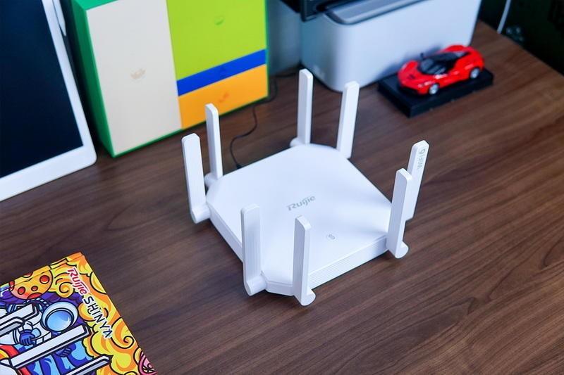 WiFi6路由器有必要买吗?试过锐捷星耀X32之后,小伙嗨起来了
