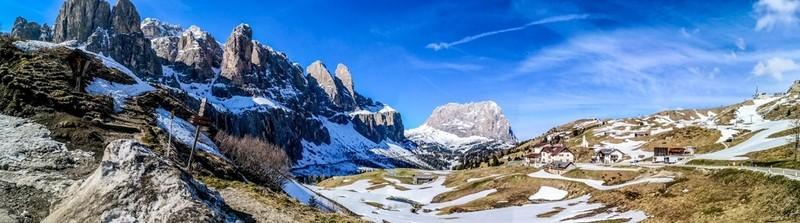 山之景(意大利多罗米特)