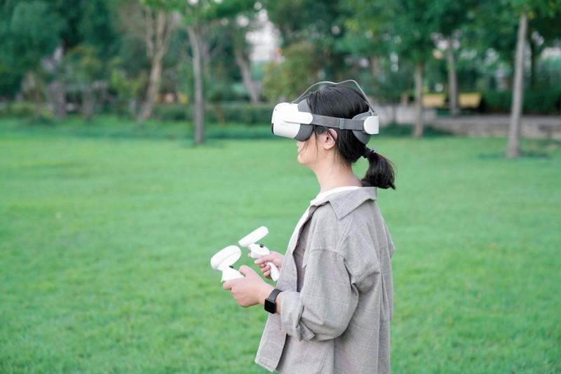 颠覆式体验,Pico Neo 3上手:打开VR世界大门的钥匙