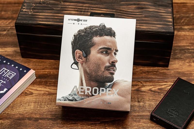 韶音Aeropex AS800骨传导专业运动耳机:小小体格,却蕴藏与生俱来的运动基因