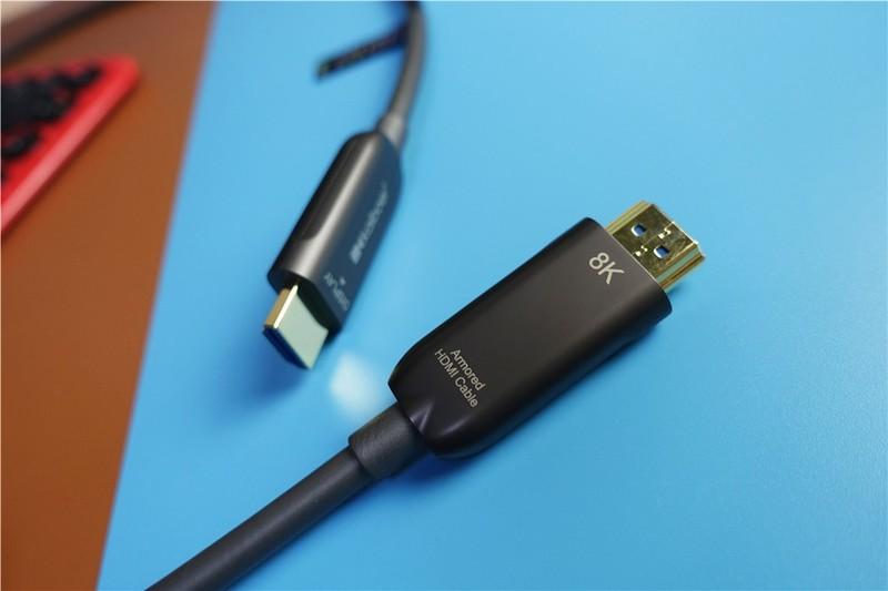 快把你家的HDMI线扔掉吧,开博尔万兆光纤五代HDMI线亲测体验
