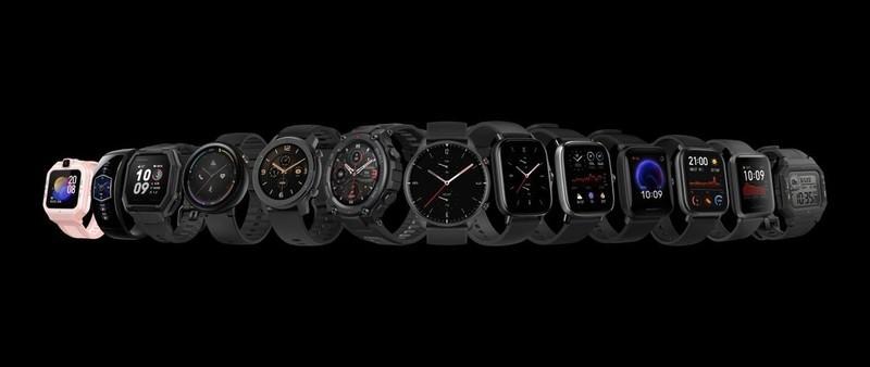 除苹果外,智能手表哪家强?华米新品了解一下