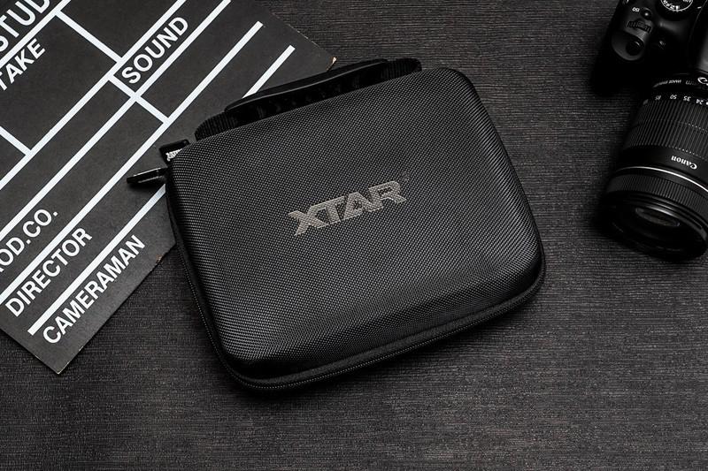 摄影那点事儿:实用配件分享,XTAR SN4相机电池模块化充电器体验