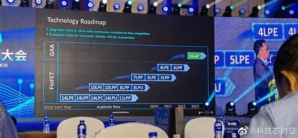 三星第一次公开2nm:2025年量产