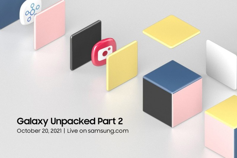 三星宣布 10 月 20 日举行 unpacked 活动, 紧邻苹果和谷歌