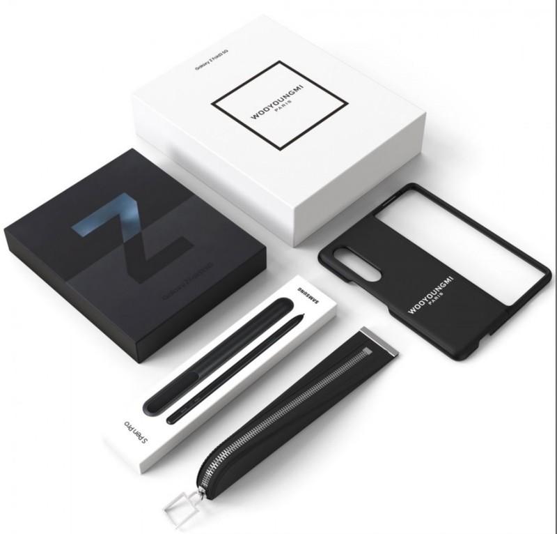 三星 Galaxy Z Fold3 Wooyoungmi 版本开启预购,约 1.25 万元