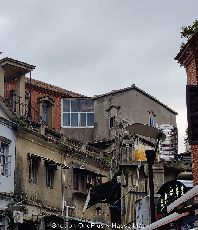 """街头摄影利器 与一加手机一起同这座城说""""再见"""""""
