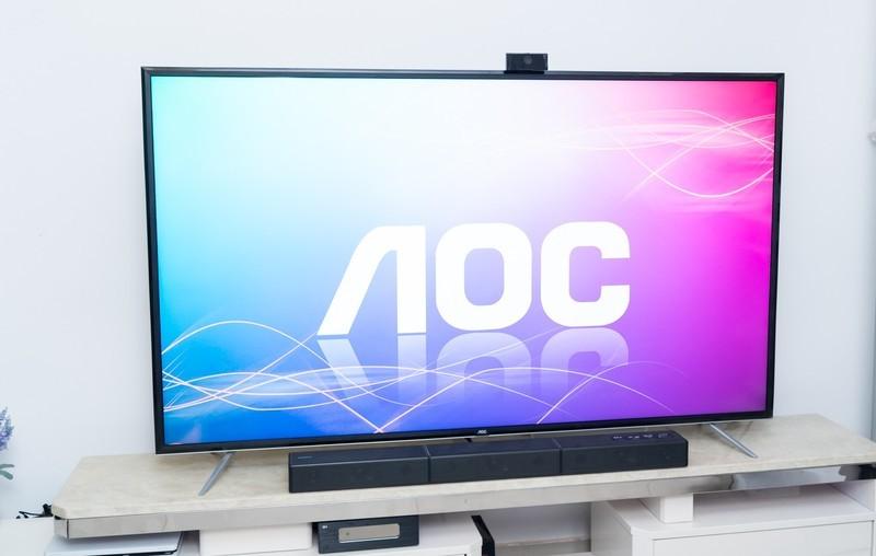 为游戏而生,索尼最平价的替代品,AOC 65G2X游戏电视体验