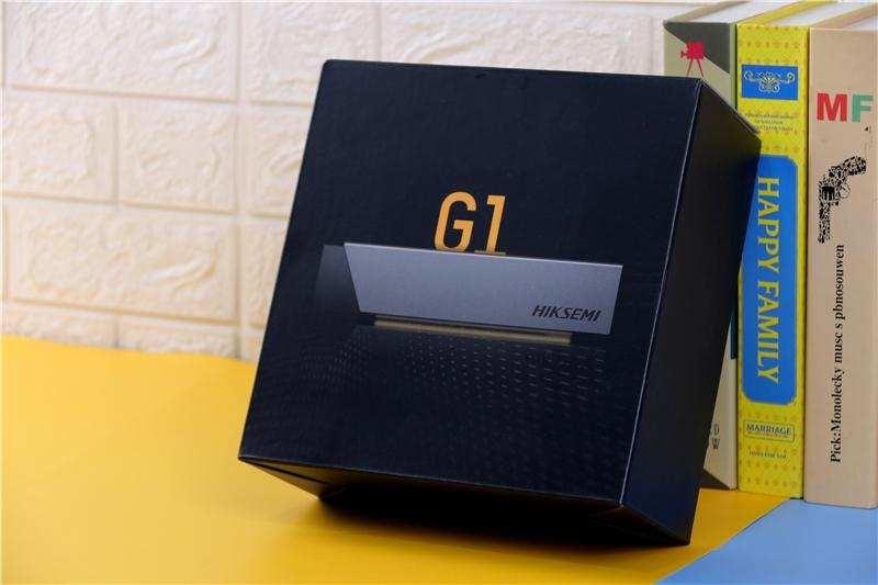 仅需499元,便可组建家用NAS,海康G1 Master 体验分享