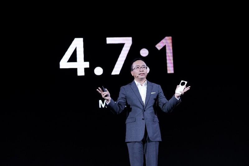 荣耀Magic3系列发布全新多主摄融合计算摄影技术,移动影像新标杆