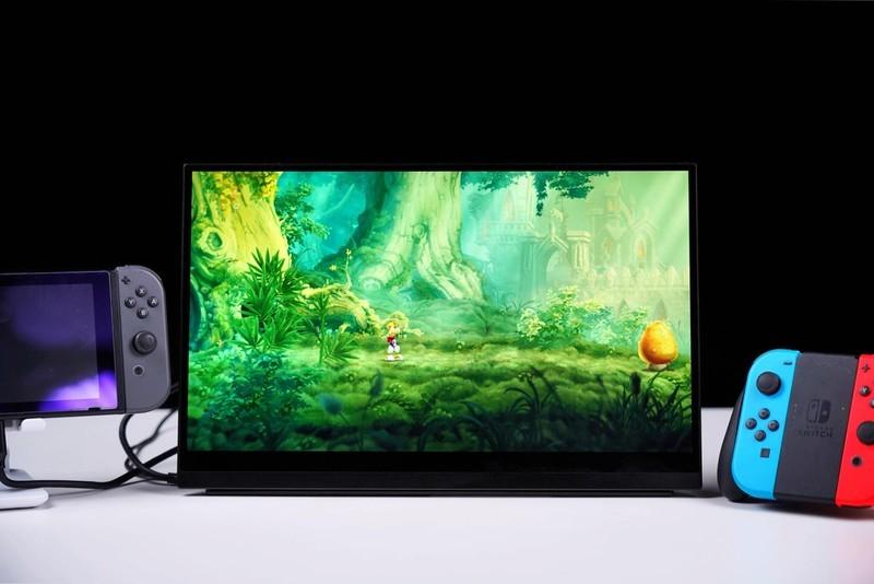 生产力工具,游戏机神器——EHOMEWEI G2 Pro 240Hz便携屏使用分享