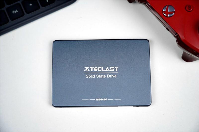 金属盘体,很具性价比--台电(TECLAST)稳影固态硬盘分享!