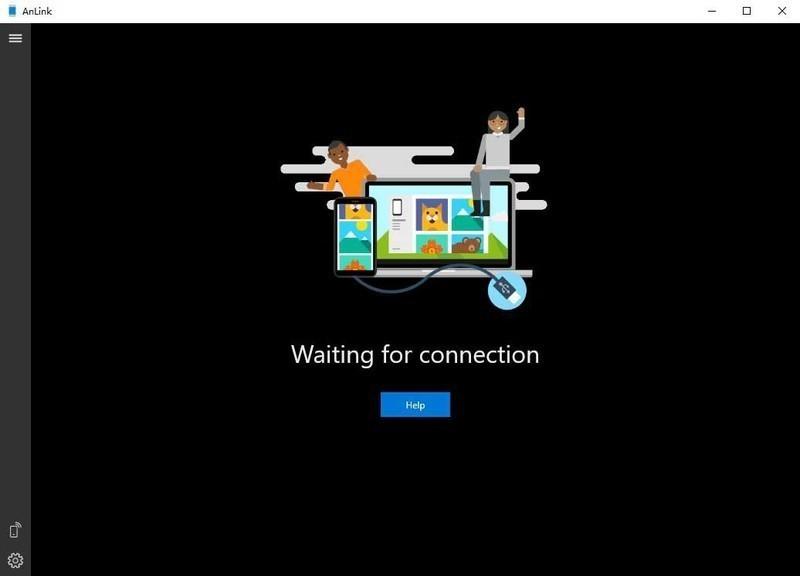 AnLink上班摸鱼神器—安卓手机同屏到电脑、电脑上操作手机