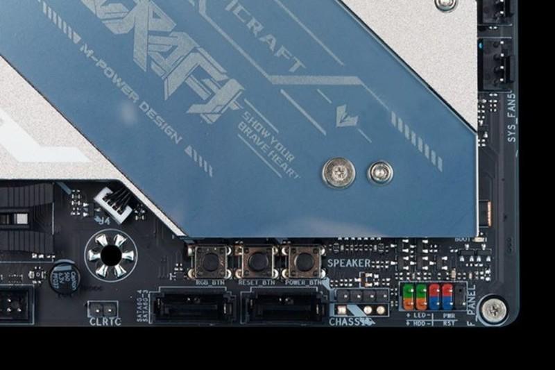 #超级众测节#铭瑄电竞之心主板 千元级颜值担当MS-iCraft B550M WIFI免费试用